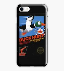 DUCK HUNT CLASSIC ARCADE iPhone Case/Skin