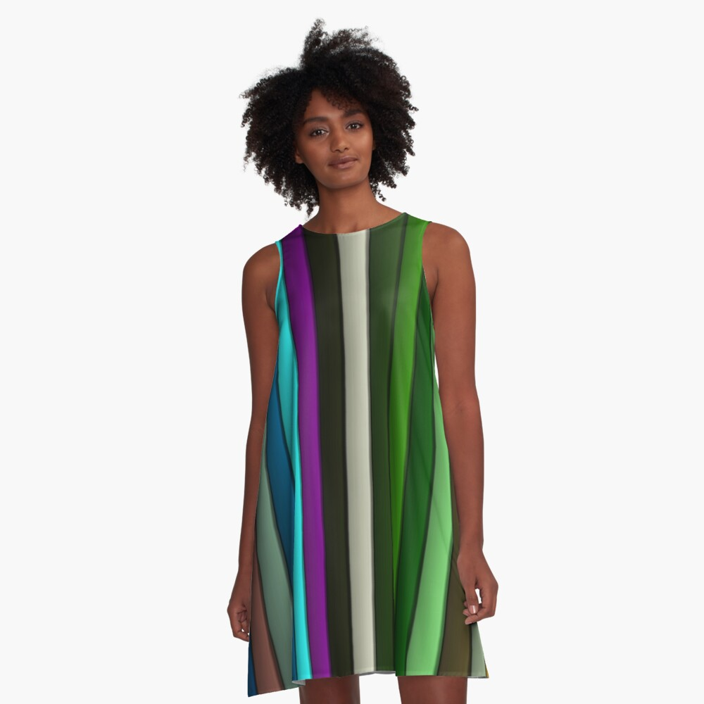 Fashion Art - 183 A-Line Dress