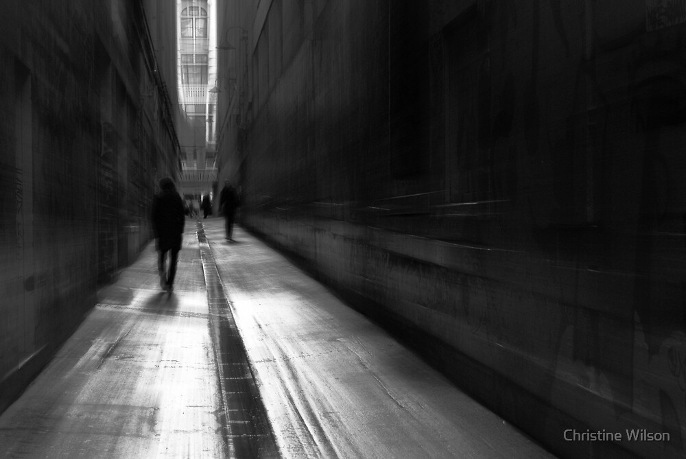 Human Element  by Christine Wilson