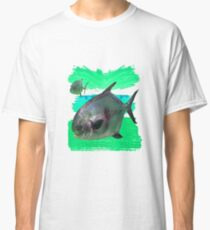 License to Fish Classic T-Shirt