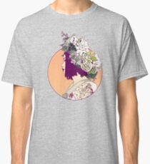 Geisha Under the Sun Classic T-Shirt
