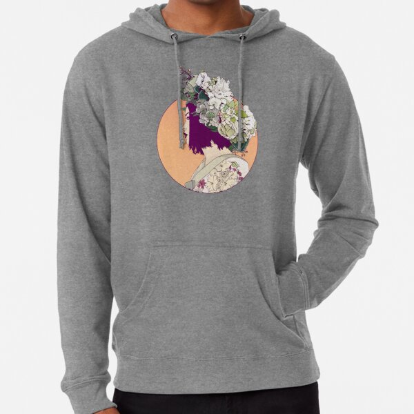 Geisha Under the Sun Lightweight Hoodie