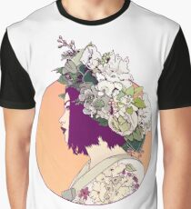 Geisha Under the Sun Graphic T-Shirt