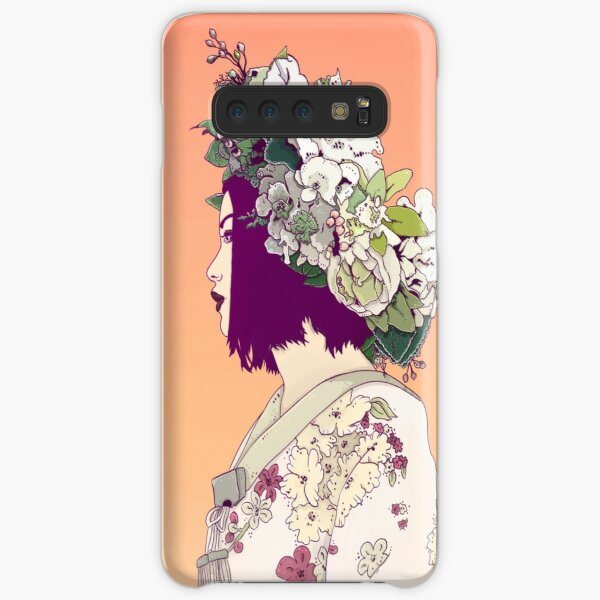 Geisha Under the Sun Samsung Galaxy Snap Case