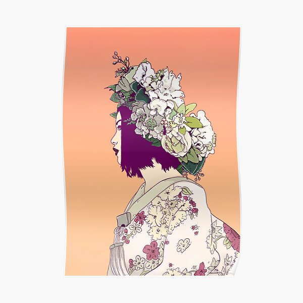 Geisha Under the Sun Poster