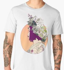Geisha Under the Sun Men's Premium T-Shirt
