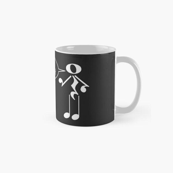 The Music Man - Dark Tees Classic Mug