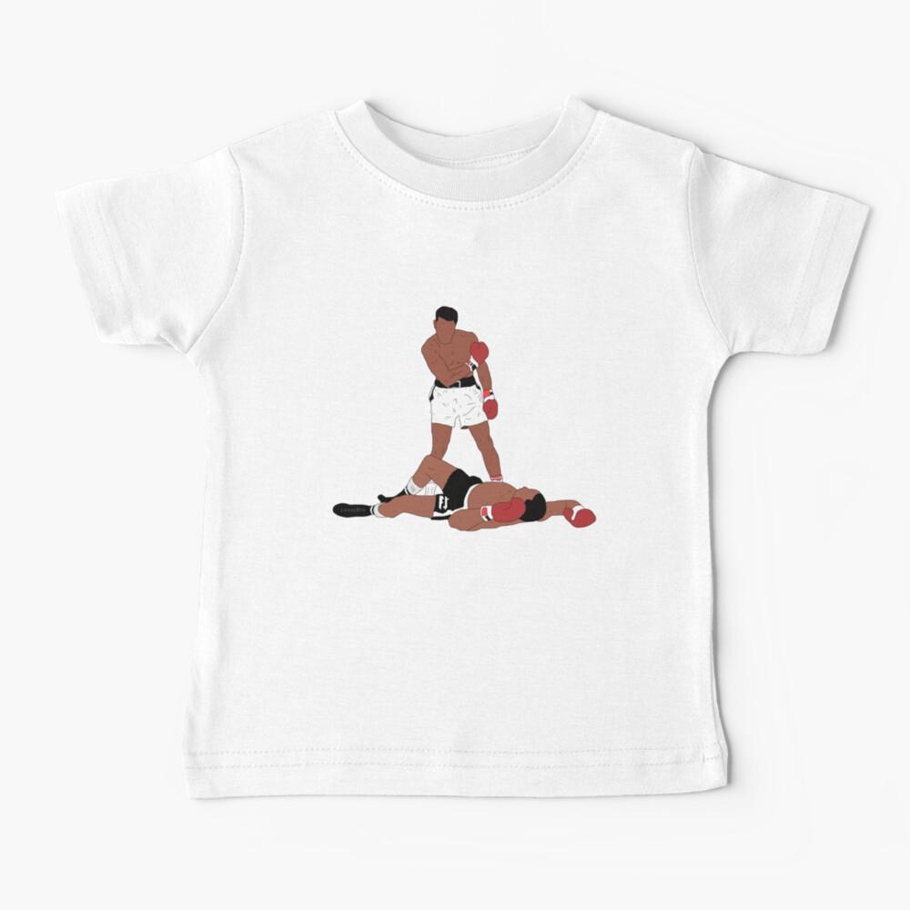 Muhammad Ali Iconic Pose Baby T-Shirt