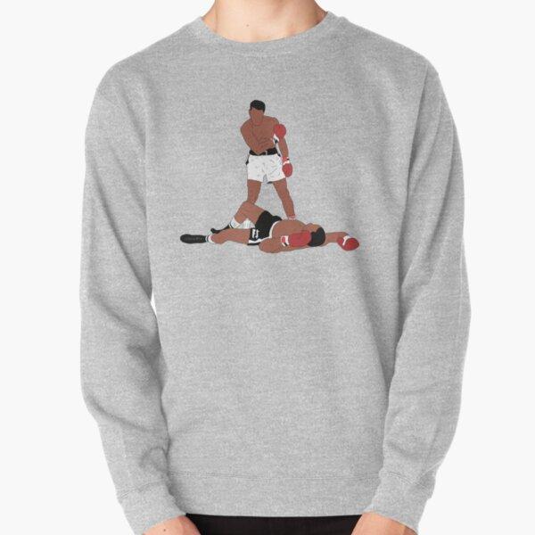Pose emblématique de Muhammad Ali Sweatshirt épais