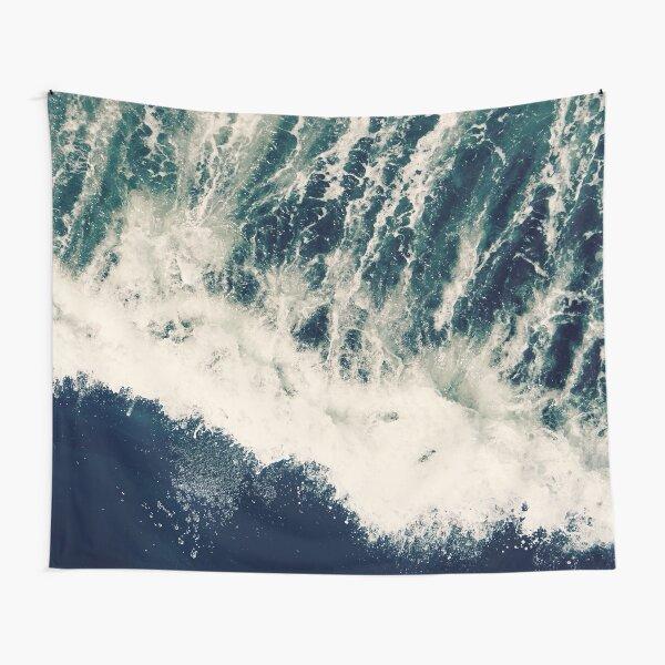 The Ocean Roars Tapestry