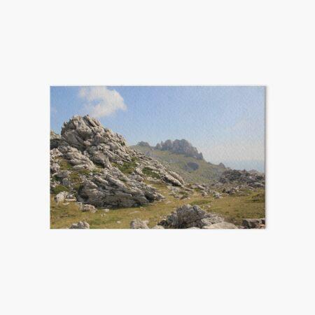Kroatien Croatia Mali Alan Winnetou Berge Mountains Western Galeriedruck