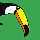 Toucan  by Hannah Sterry