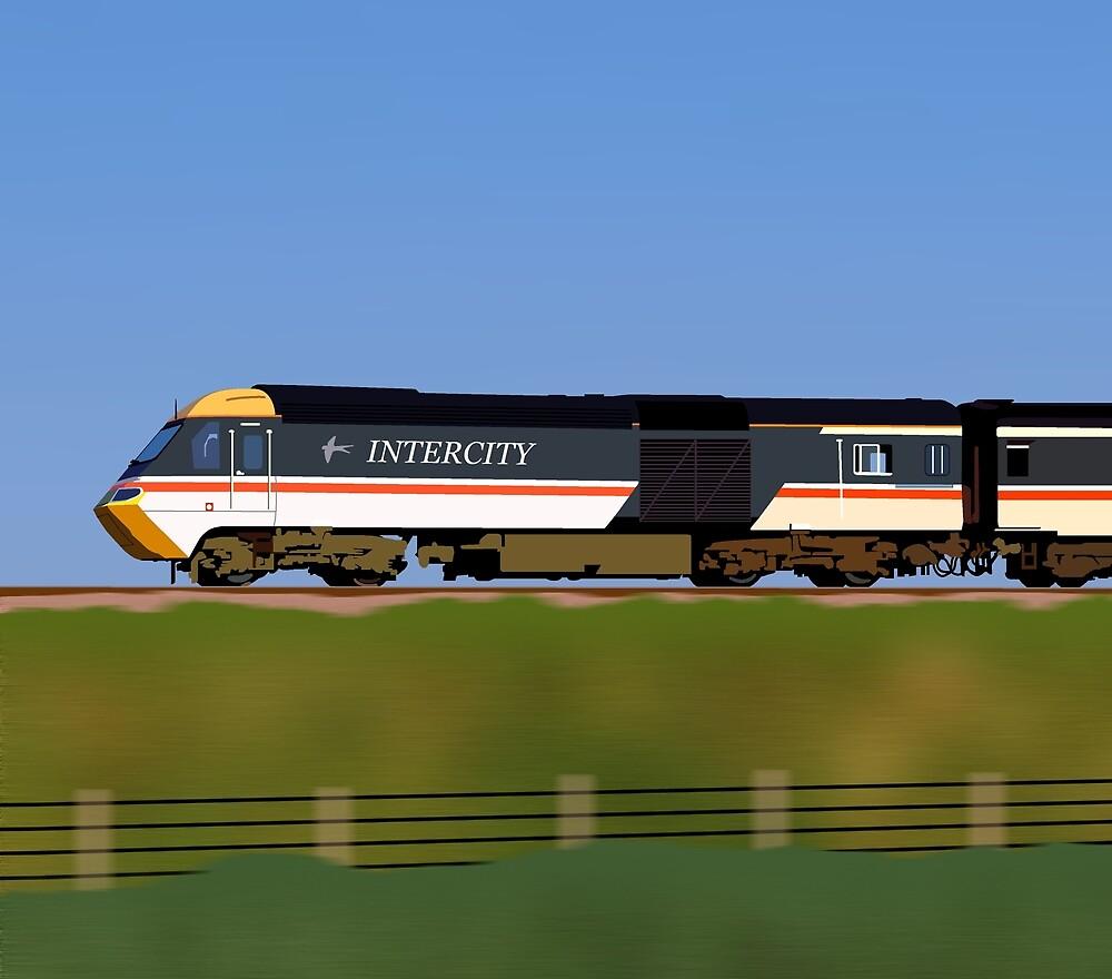 Flight of the HST by Rorymacve