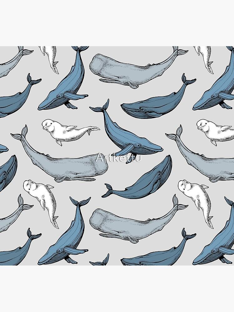Wale sind überall von Artkettu