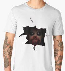Deamon Halloween Men's Premium T-Shirt