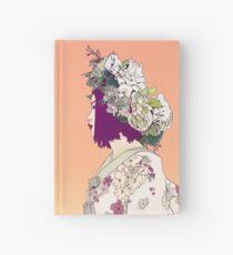 Cuaderno de tapa dura Geisha bajo el sol