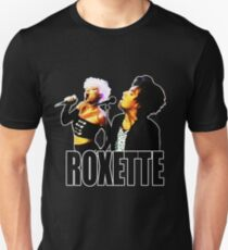 Roxette - 1989 Live on Stage. Stunning desing! T-Shirt