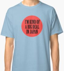 Big in Japan China Funny Cool Music Rock Pop Classic T-Shirt
