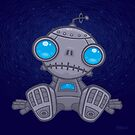 Sad Robot by fizzgig
