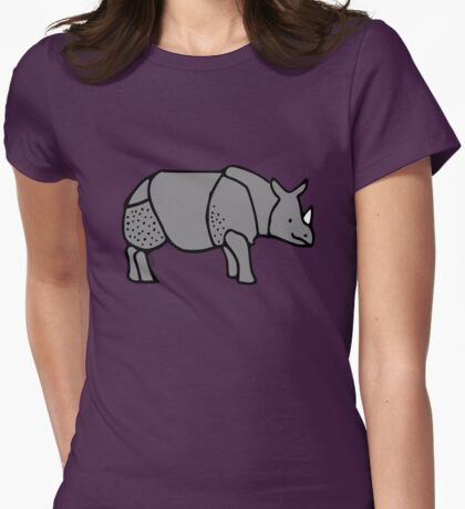 Asian Rhino T-Shirt