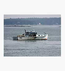 Maine Tradition Photographic Print
