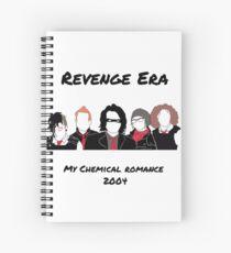 Revenge Era Spiral Notebook