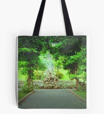 Bantry house gardens Tote Bag