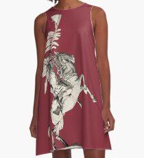 Chief Osceola A-Line Dress