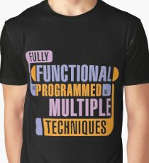 Fully Functional Graphic T-Shirt