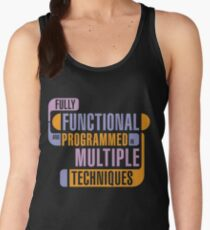 Fully Functional Women's Tank Top