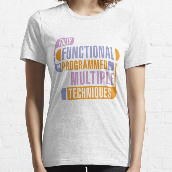 Fully Functional Essential T-Shirt