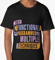 Fully Functional Long T-Shirt
