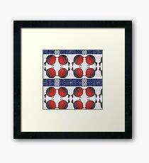 ABSTRACT RECTANGLE 25 Framed Print