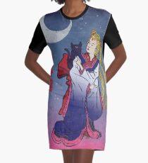 Sailormoon Graphic T-Shirt Dress