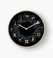 Portal  Video Game Clock