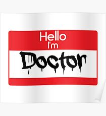 Hello i'm Doctor Poster