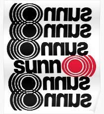 Sunn O))) Poster