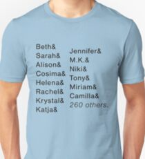 Project Leda T-Shirt