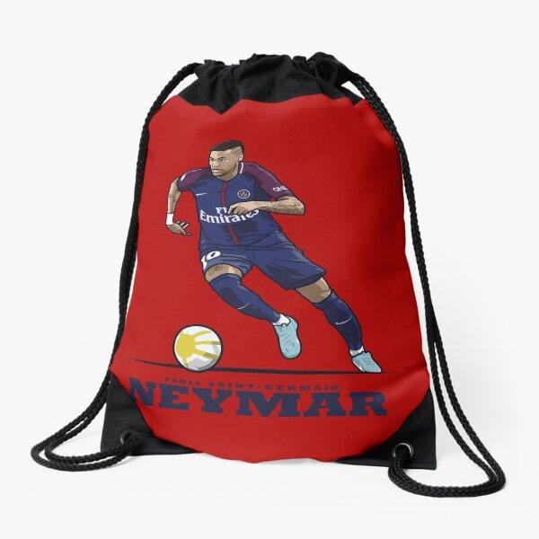 Neymar Jr - Paris Saint-Germain PSG Drawstring Bag
