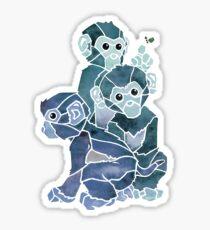 """Monkey Business"" 2 Sticker"