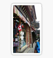 La Rue St. Jean Sticker