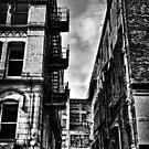 Northern Quarter MANchester by inkedsandra