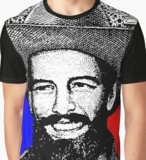 Camilo Cienfuegos 2 Graphic T-Shirt