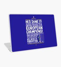 Chelsea FC - Champions League Final Commentary Design Laptop Skin