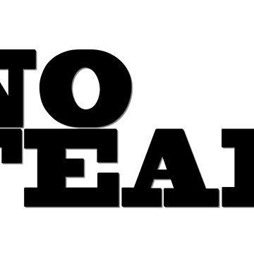 No Fear Motivational Inspirational Gym Fighter by MrAnthony88