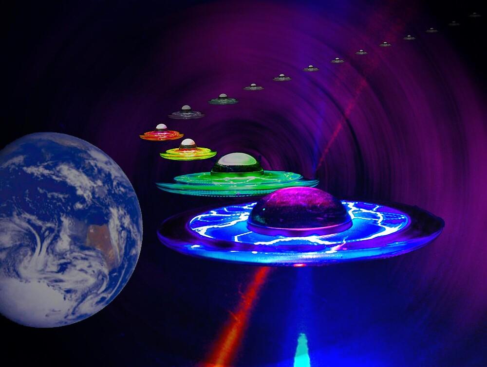 alien brigade  by Jimmy Joe