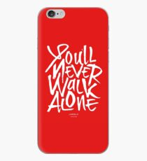Liverpool FC - You'll Never Walk Alone YNWA iPhone Case