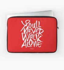 Liverpool FC - You'll Never Walk Alone YNWA Laptop Sleeve