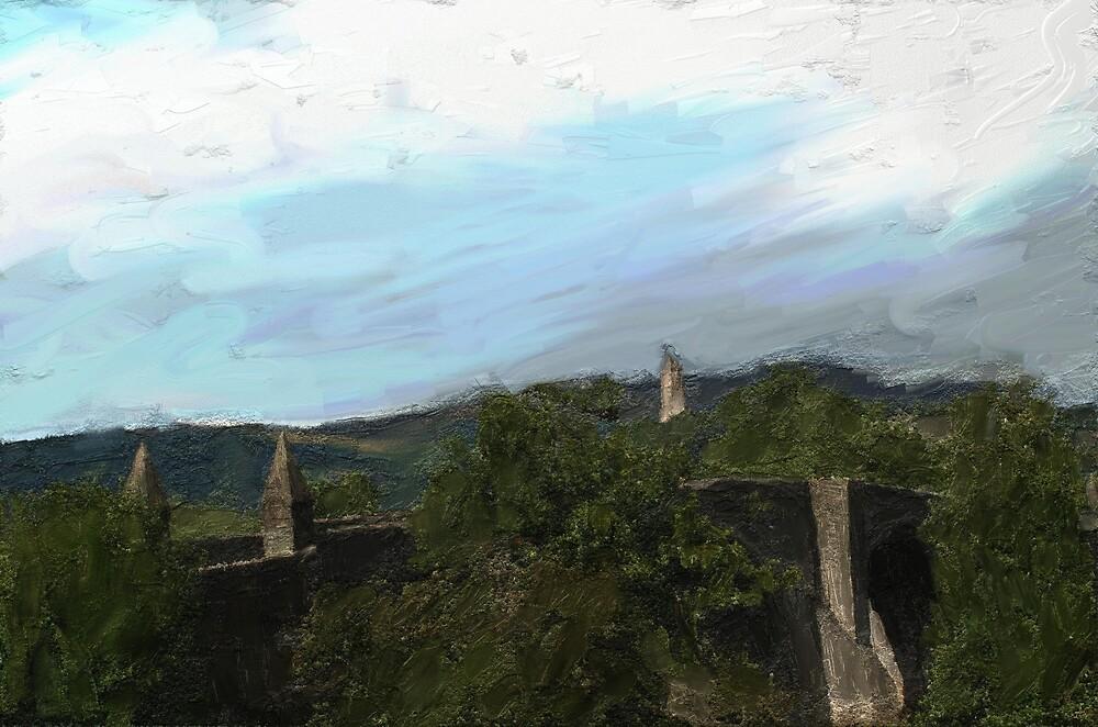Stirling Bridge  by Alan Findlater