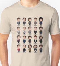 The Burkespotter's Guide (shirt) Unisex T-Shirt